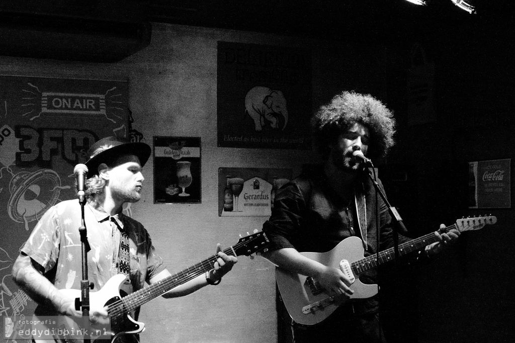 2016-09-24 Rilan and The Bombardiers - Persee (Popronde Deventer) 001