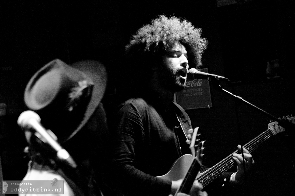 2016-09-24 Rilan and The Bombardiers - Persee (Popronde Deventer) 004